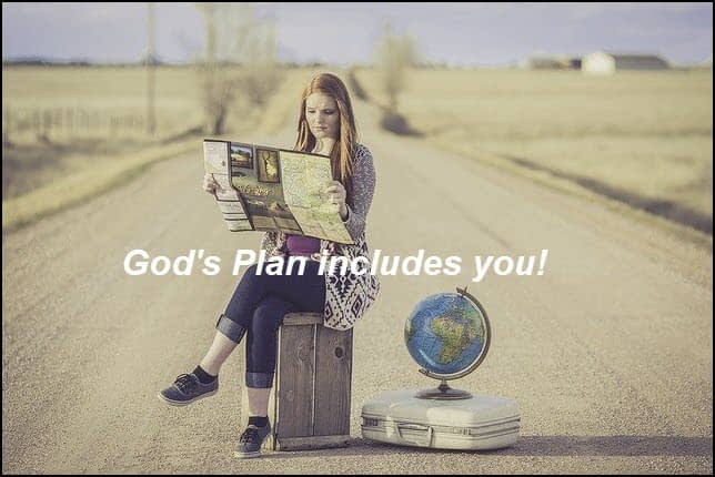 God has a plan