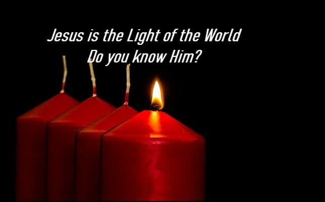 Jesus is the Light