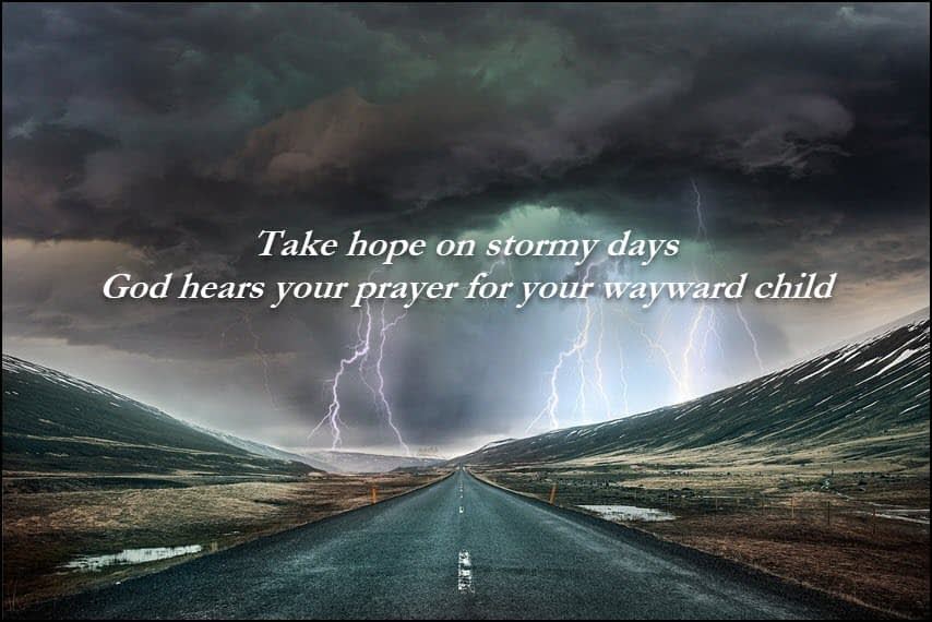 Stormy times