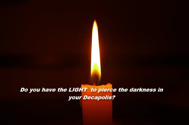 Jesus is our Light