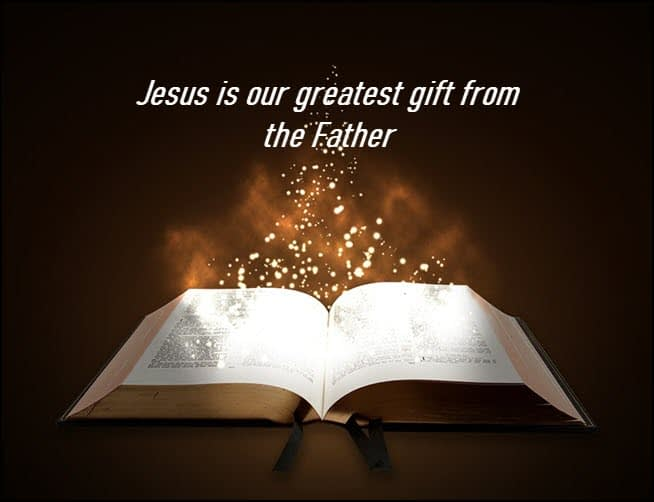 Jesus is the Greatest Gift