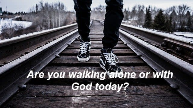 How is your walk today?