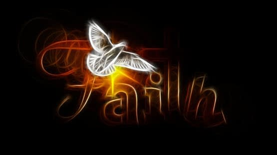 Faith is required for God to work