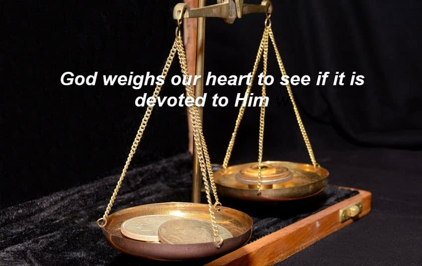 God's scale