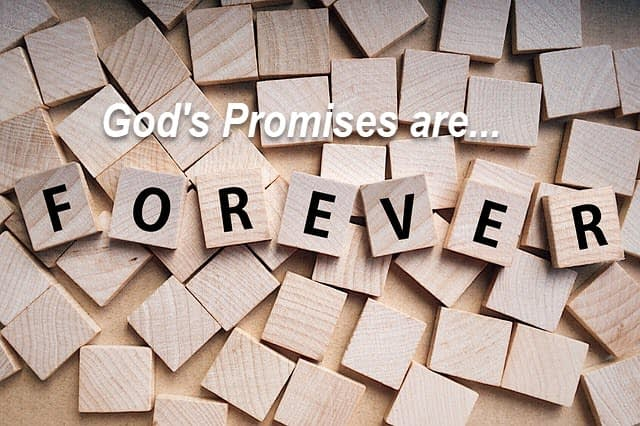 God promises our destiny