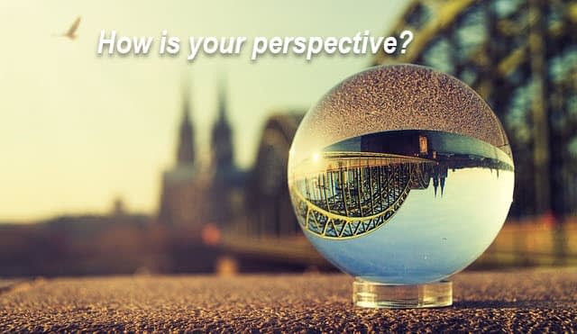 How do you see your world?