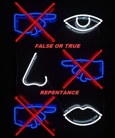 Is your repentance true or false